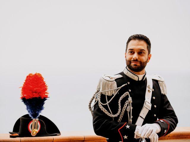 Il matrimonio di Matteo e Irisz a Mattinata, Foggia 12
