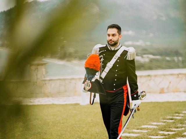 Il matrimonio di Matteo e Irisz a Mattinata, Foggia 13