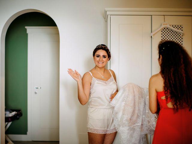Il matrimonio di Matteo e Irisz a Mattinata, Foggia 16
