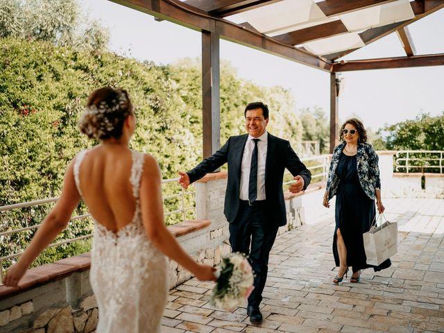 Il matrimonio di Matteo e Irisz a Mattinata, Foggia 20