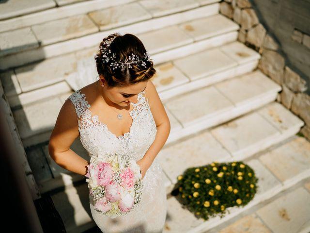 Il matrimonio di Matteo e Irisz a Mattinata, Foggia 24