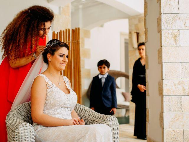 Il matrimonio di Matteo e Irisz a Mattinata, Foggia 25