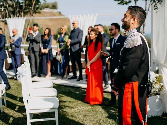 Il matrimonio di Matteo e Irisz a Mattinata, Foggia 29