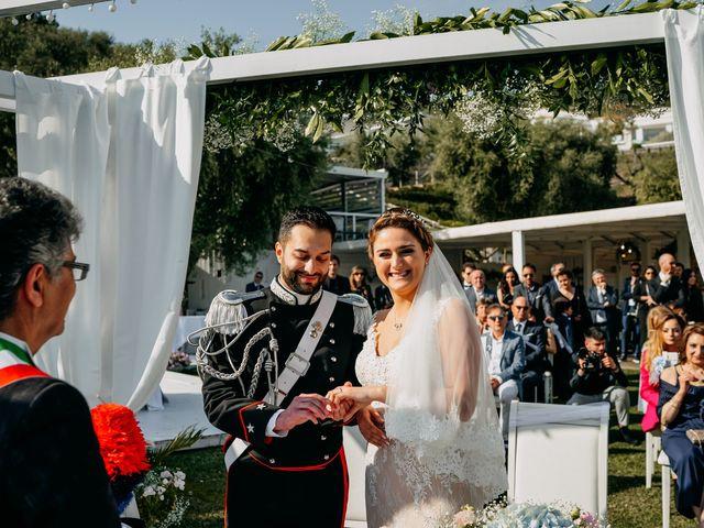 Il matrimonio di Matteo e Irisz a Mattinata, Foggia 31