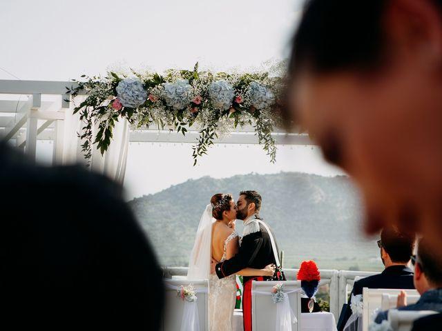 Il matrimonio di Matteo e Irisz a Mattinata, Foggia 32