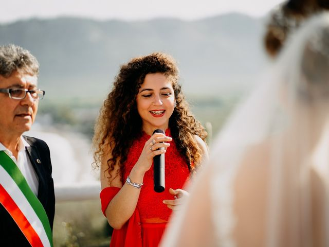 Il matrimonio di Matteo e Irisz a Mattinata, Foggia 34