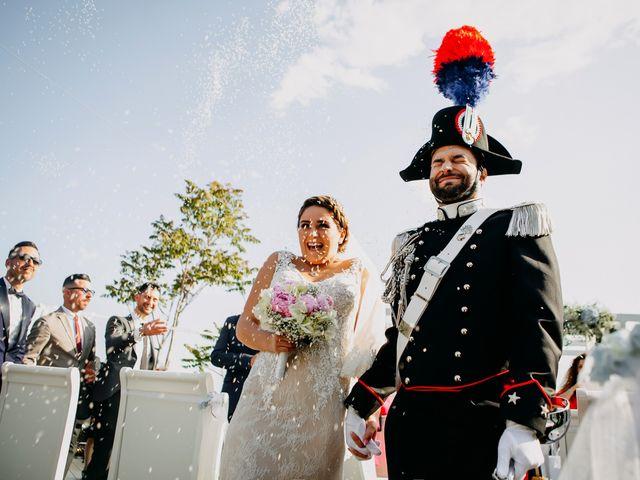 Il matrimonio di Matteo e Irisz a Mattinata, Foggia 35