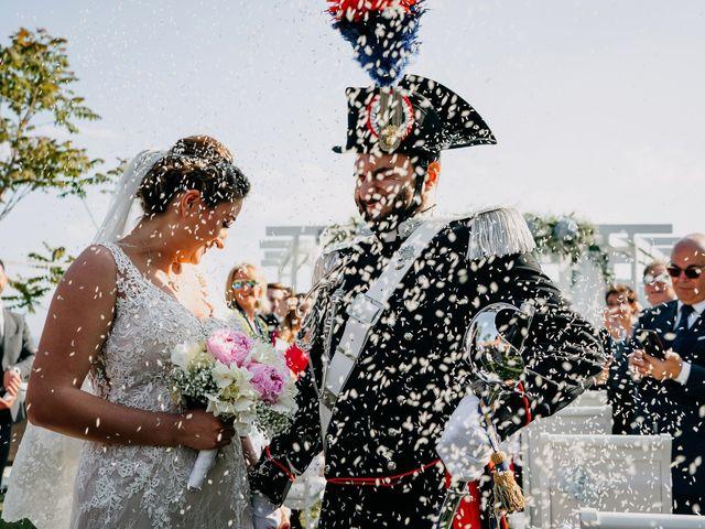 Il matrimonio di Matteo e Irisz a Mattinata, Foggia 36