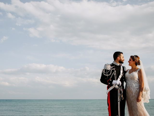 Il matrimonio di Matteo e Irisz a Mattinata, Foggia 37