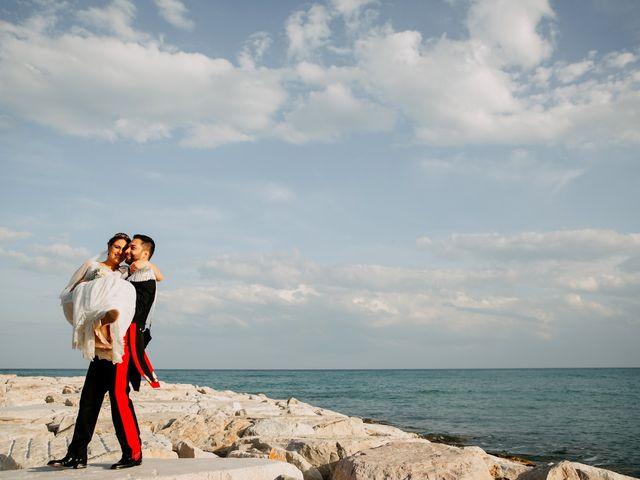 Il matrimonio di Matteo e Irisz a Mattinata, Foggia 38