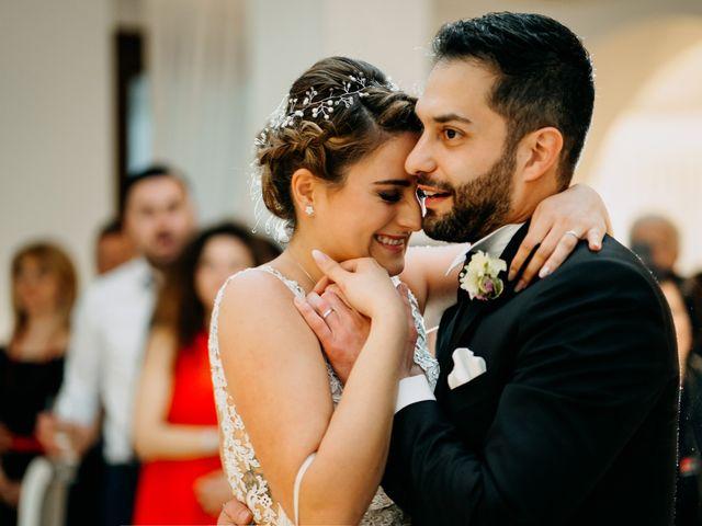 Il matrimonio di Matteo e Irisz a Mattinata, Foggia 43