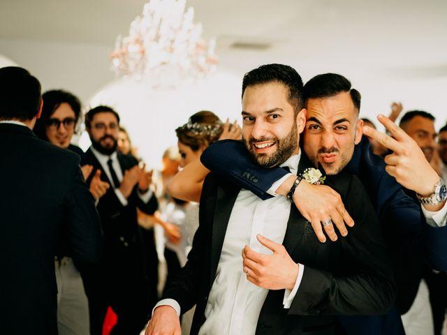 Il matrimonio di Matteo e Irisz a Mattinata, Foggia 45
