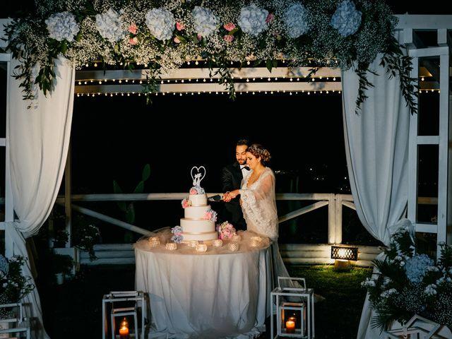 Il matrimonio di Matteo e Irisz a Mattinata, Foggia 55