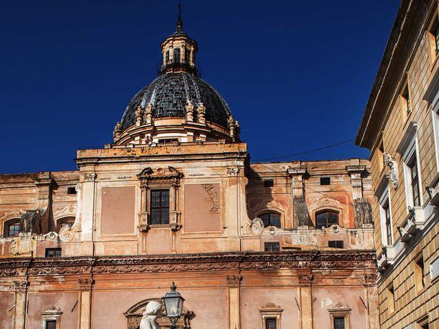 Il matrimonio di Francesco e Francesca a Palermo, Palermo 6