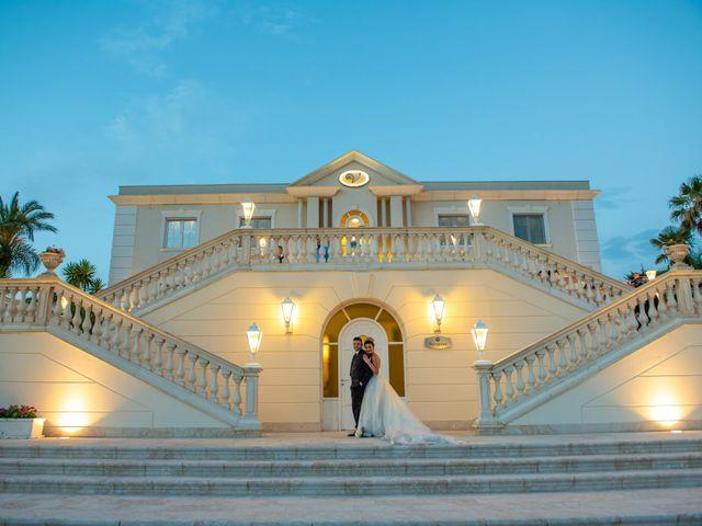 Il matrimonio di Francesco e Francesca a Palermo, Palermo 1