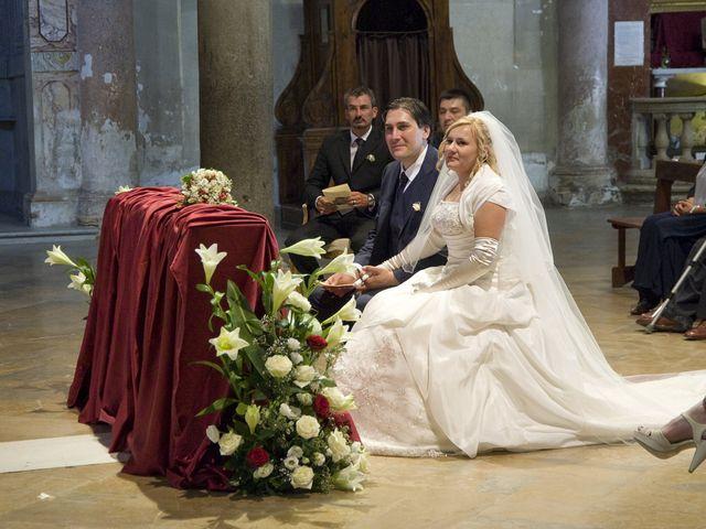 Il matrimonio di Cristina e Claudio a Roma, Roma 4