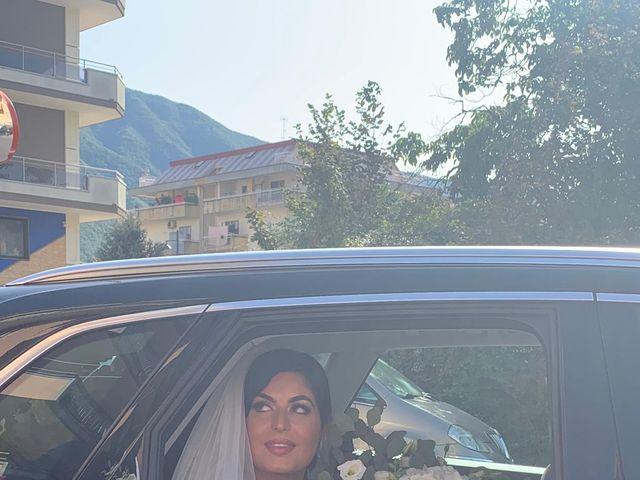 Il matrimonio di Sara e Andrea a Cava de' Tirreni, Salerno 3