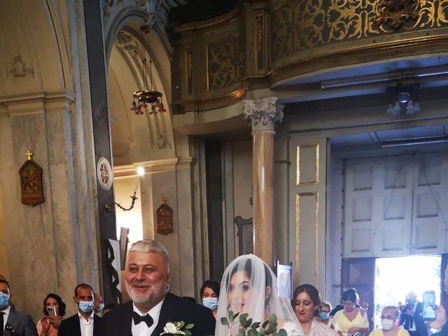 Il matrimonio di Sara e Andrea a Cava de' Tirreni, Salerno 5