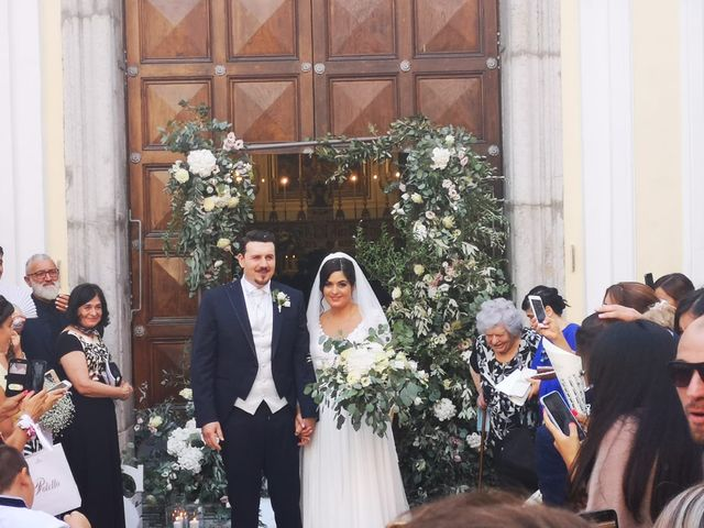 Il matrimonio di Sara e Andrea a Cava de' Tirreni, Salerno 1