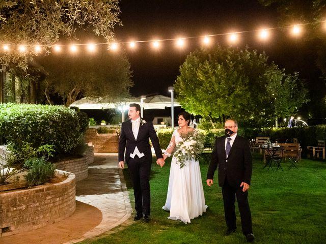 Il matrimonio di Sara e Andrea a Cava de' Tirreni, Salerno 16