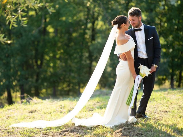 Le nozze di Nicholas e Jade