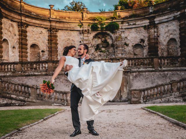 Le nozze di Mauro e Stefania