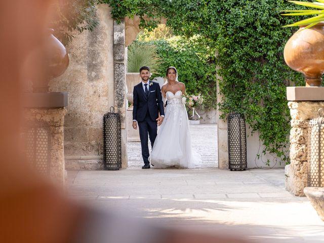 Il matrimonio di Domenico e Maria a Altamura, Bari 39