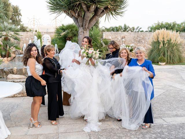 Il matrimonio di Domenico e Maria a Altamura, Bari 42
