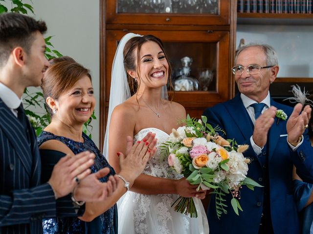 Il matrimonio di Domenico e Maria a Altamura, Bari 80