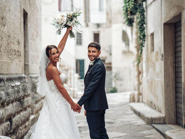 Il matrimonio di Domenico e Maria a Altamura, Bari 100
