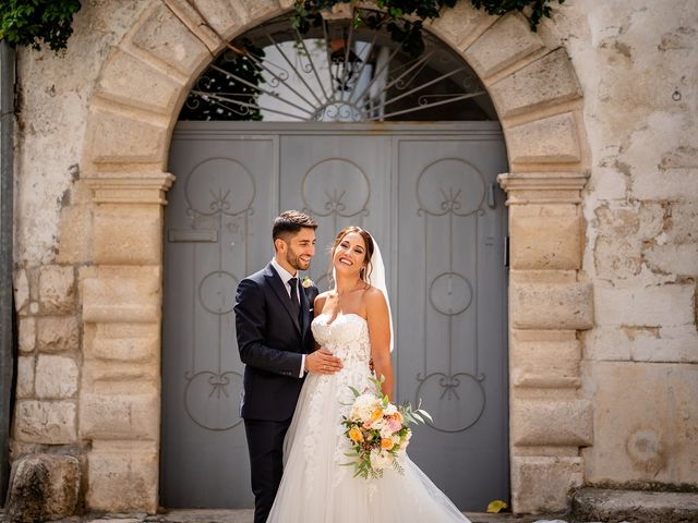 Il matrimonio di Domenico e Maria a Altamura, Bari 101