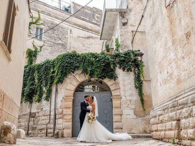 Il matrimonio di Domenico e Maria a Altamura, Bari 113