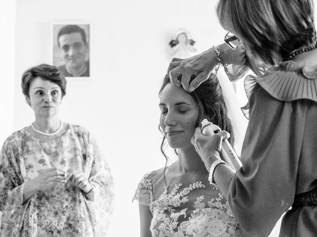 Il matrimonio di Paolo e Claudia a Gossolengo, Piacenza 7