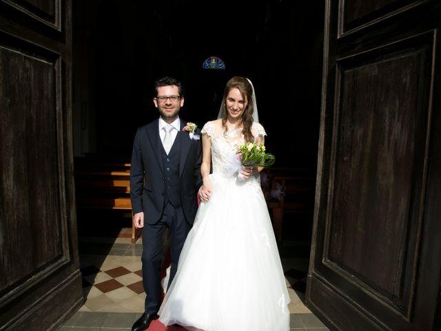 Il matrimonio di Paolo e Claudia a Gossolengo, Piacenza 11