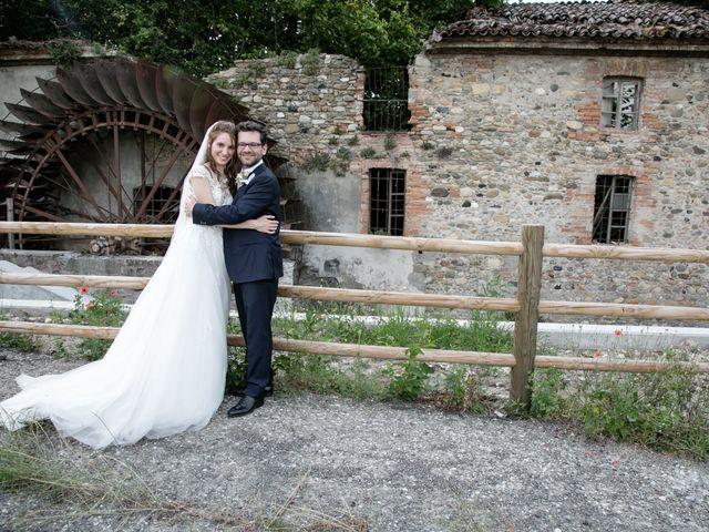 Il matrimonio di Paolo e Claudia a Gossolengo, Piacenza 13