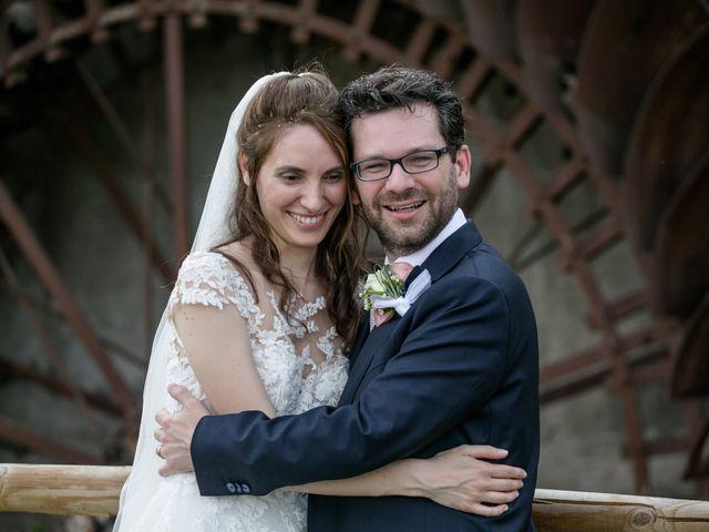 Il matrimonio di Paolo e Claudia a Gossolengo, Piacenza 14