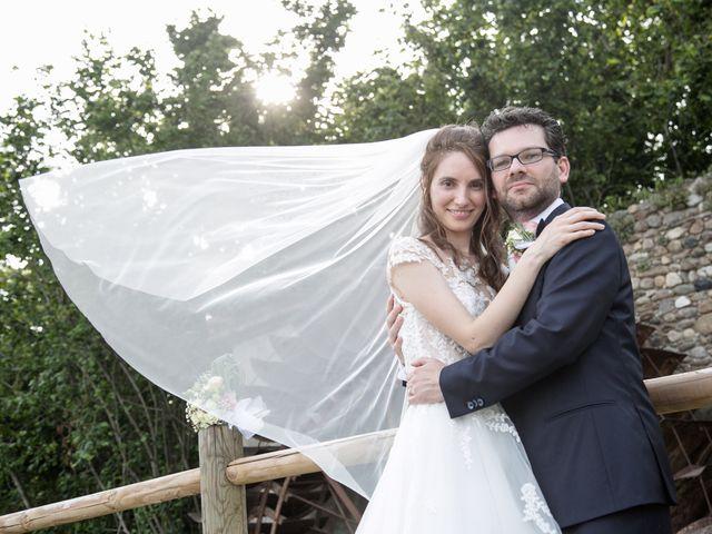 Il matrimonio di Paolo e Claudia a Gossolengo, Piacenza 15