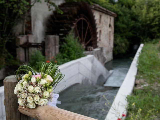 Il matrimonio di Paolo e Claudia a Gossolengo, Piacenza 17