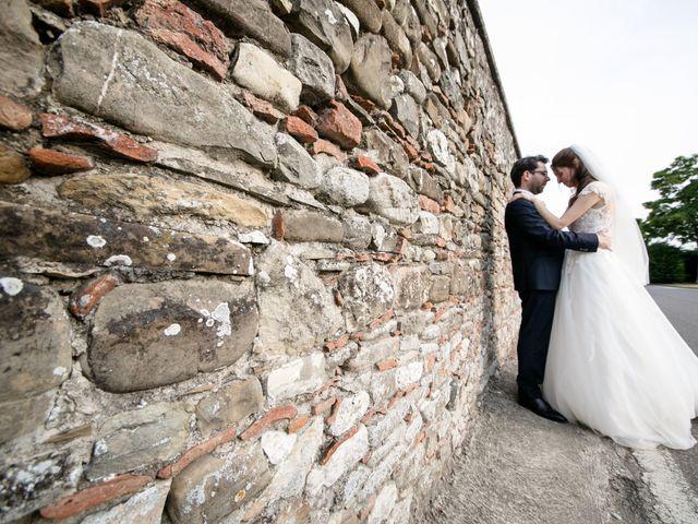 Il matrimonio di Paolo e Claudia a Gossolengo, Piacenza 22