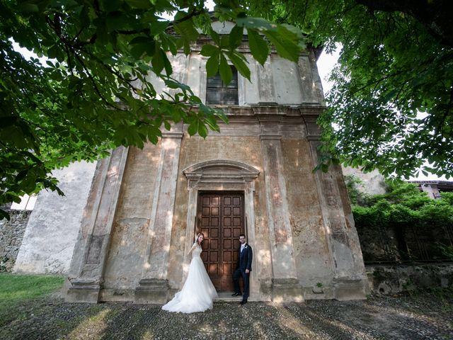 Il matrimonio di Paolo e Claudia a Gossolengo, Piacenza 24