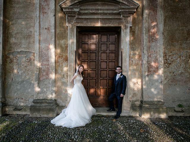 Il matrimonio di Paolo e Claudia a Gossolengo, Piacenza 25