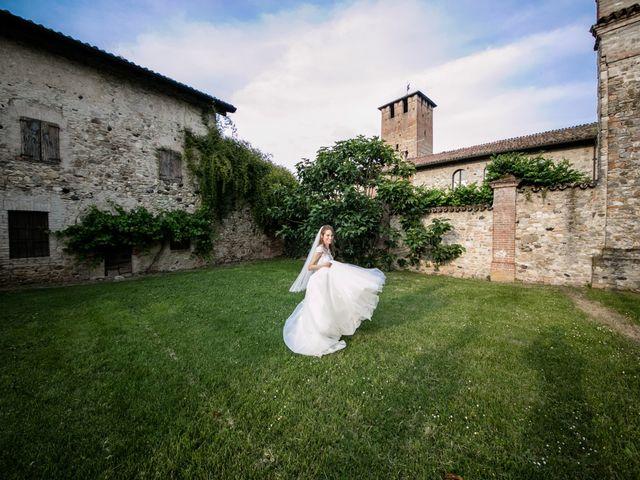 Il matrimonio di Paolo e Claudia a Gossolengo, Piacenza 27