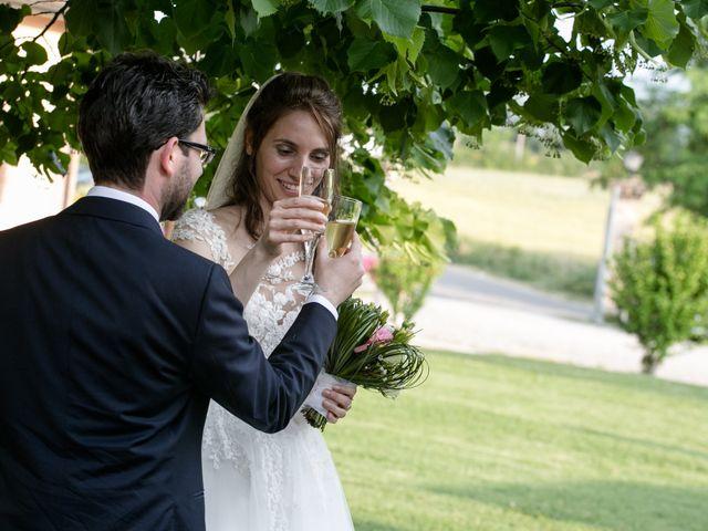 Il matrimonio di Paolo e Claudia a Gossolengo, Piacenza 28