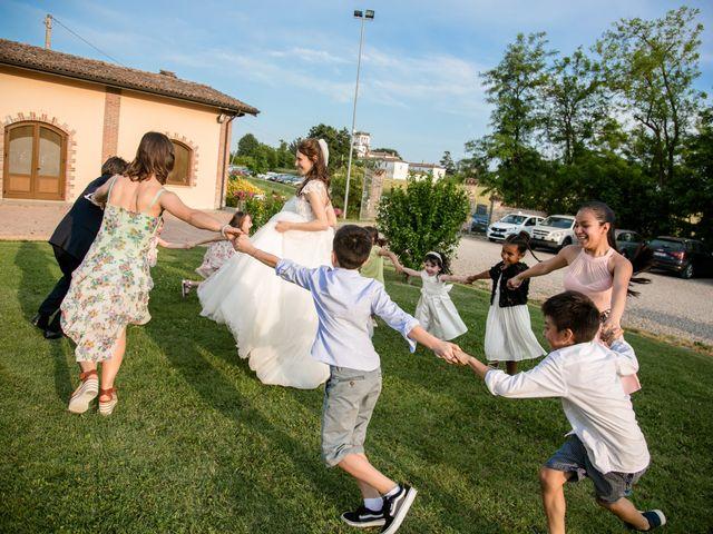 Il matrimonio di Paolo e Claudia a Gossolengo, Piacenza 30