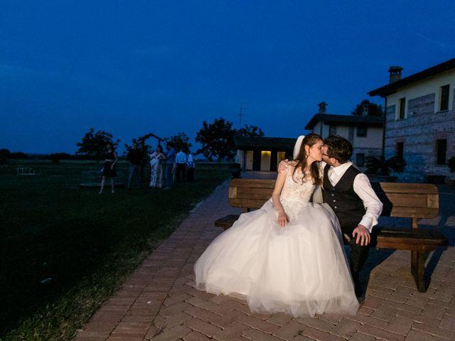 Il matrimonio di Paolo e Claudia a Gossolengo, Piacenza 35