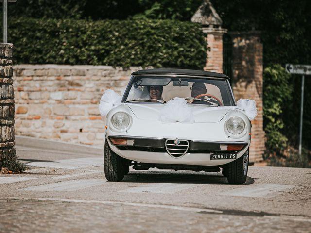 Il matrimonio di Thomas e Serena a Pesaro, Pesaro - Urbino 22