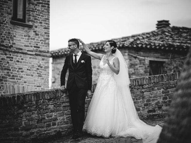 Il matrimonio di Thomas e Serena a Pesaro, Pesaro - Urbino 40