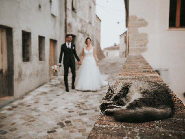 Il matrimonio di Thomas e Serena a Pesaro, Pesaro - Urbino 43