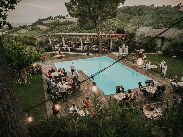 Il matrimonio di Thomas e Serena a Pesaro, Pesaro - Urbino 54