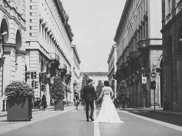 Il matrimonio di Gianluca e Lucia a Torino, Torino 28